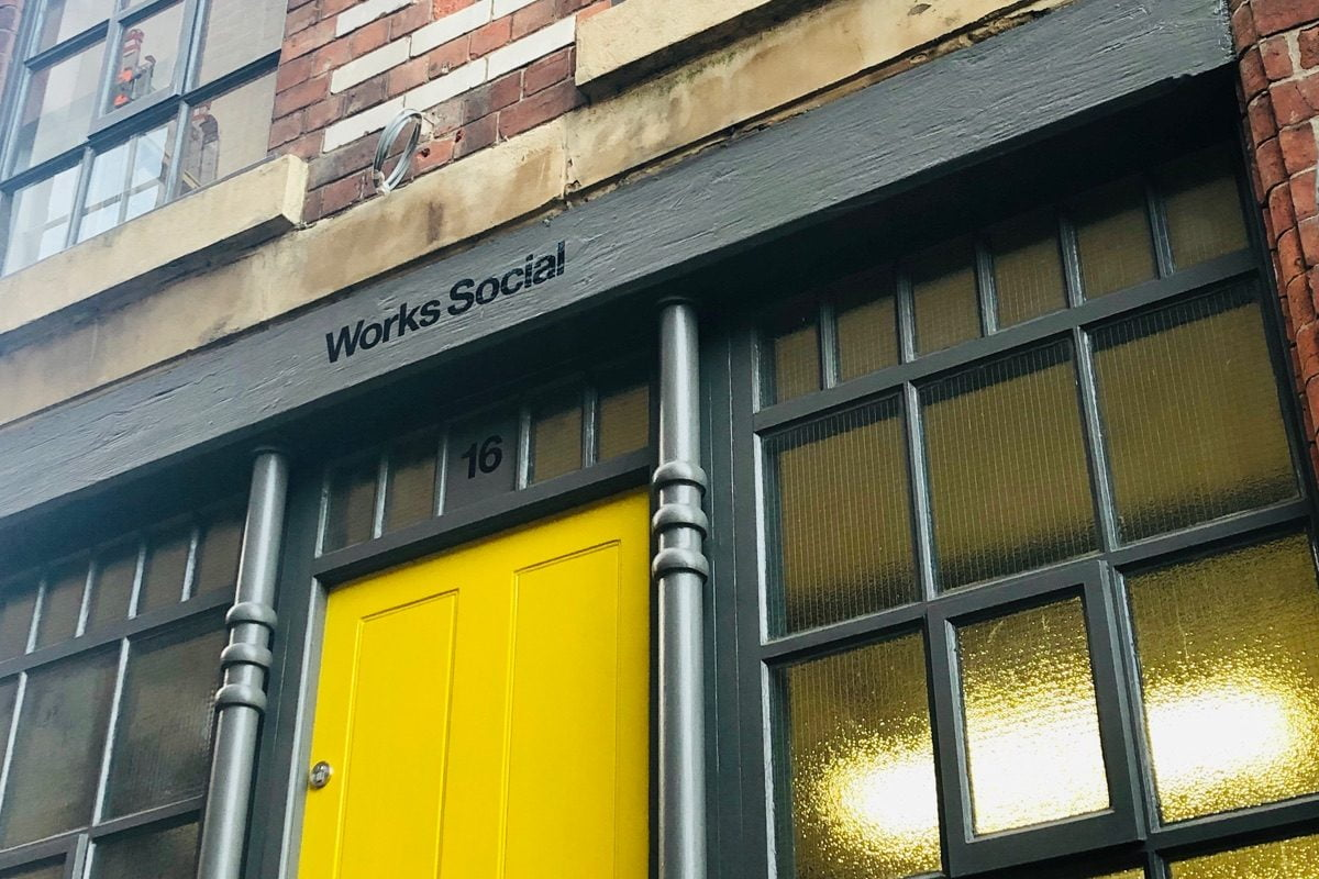 New Co-working hub soon to be unveiled in Nottingham's Lace Market