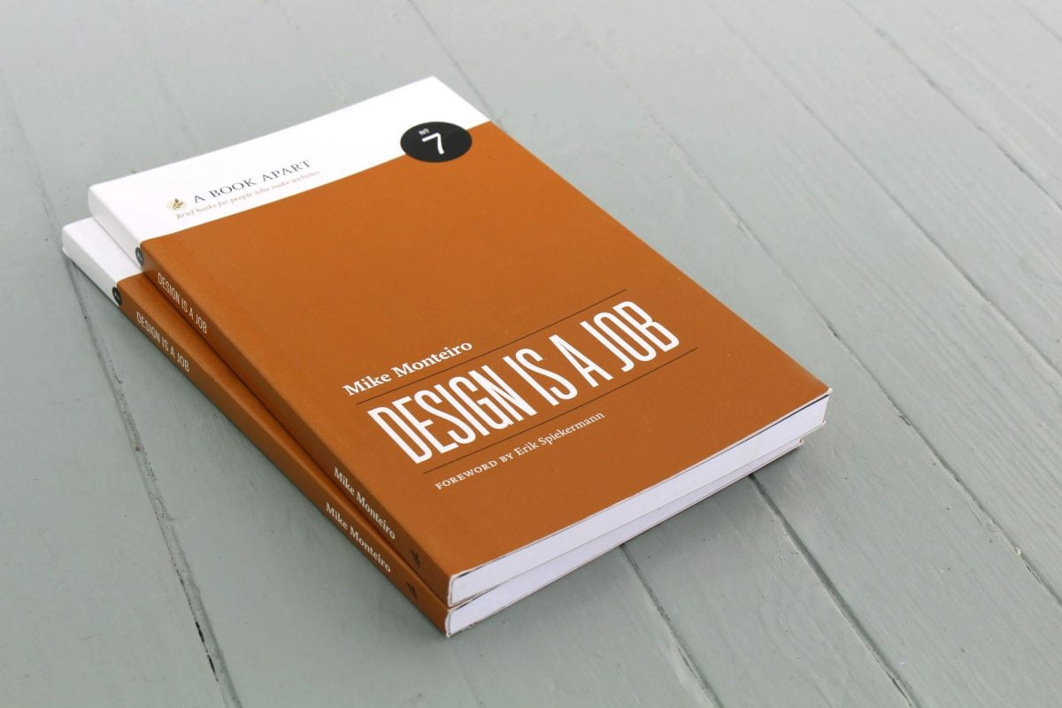 Book review: Design Is A Job by Mike Monteiro